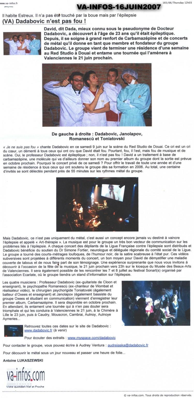 vainfos.fr, 16/06/07