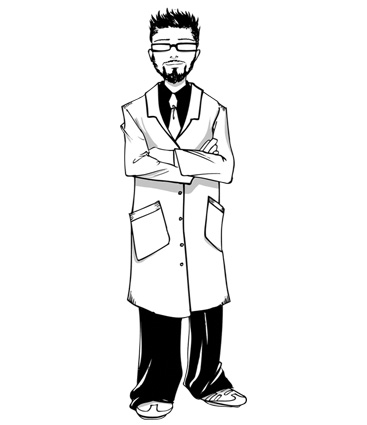 le professeur Dadabovic